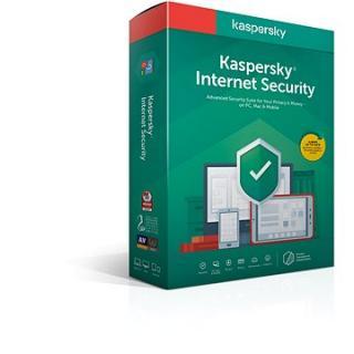 Kaspersky Internet Security, nová licence