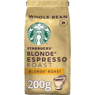 Káva zrnková Starbucks BLONDE ESPRESSO ROAST 200g