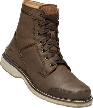 KEEN Pánské kotníkové boty Eastin Boot M Veg Brown 42