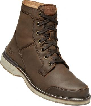 KEEN Pánské kotníkové boty Eastin Boot M Veg Brown 44