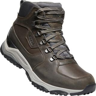 KEEN Pánské kotníkové boty Innate Leather Mid Wp M Almond 43