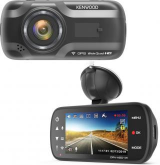 Kenwood DRV-A501W - rozbaleno