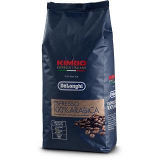 Kimbo Espresso zrnková káva, 100% Arabica, 1 kg