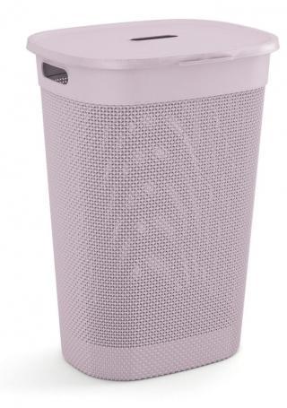 Kis Filo koš na špinavé prádlo 55L, růžový - rozbaleno