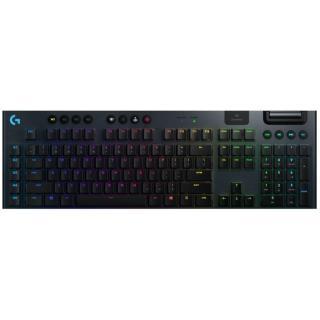 Klávesnice Logitech Gaming G915 Lightspeed RGB, Linear, US černá
