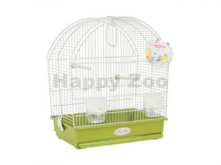 Klec pro ptáky ZOLUX Arabesque Salómée zelená 48x31x40cm
