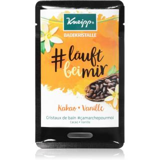 Kneipp #Run With Me Cocoa & Vanilla sůl do koupele 60 g