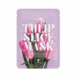 Kocostar Slice mask sheet Tulipán hydratační pleťová maska 20 ml