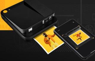 Kodak Smile Classic 3×4, černý  - zánovní