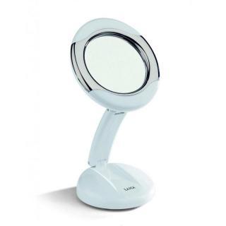 Kosmetické zrcátko Laica MD6051 bílá