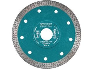Kotouč diamantový řezný Turbo Thin Cut Extol Industrial - 8703045 230x2,0x22,2mm