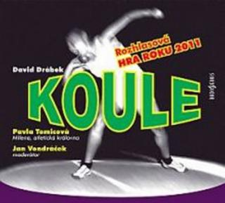 Koule - Rozhlasová hra roku 2011 - CD