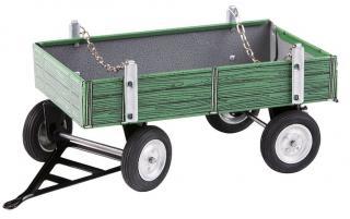 KOVAP Valník zelený kov - rozbaleno