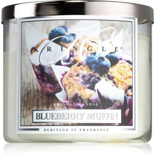 Kringle Candle Blueberry Muffin vonná svíčka I. 411 g