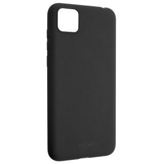 Kryt na mobil FIXED Story na Huawei Y5p černý