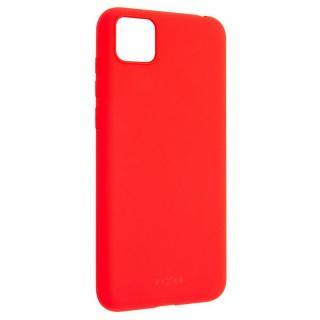 Kryt na mobil FIXED Story na Huawei Y5p červený