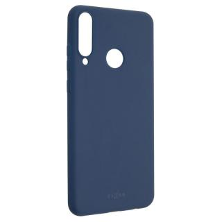 Kryt na mobil FIXED Story na Huawei Y6p modrý
