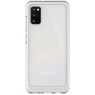 Kryt na mobil Samsung na Galaxy A41  průhledný