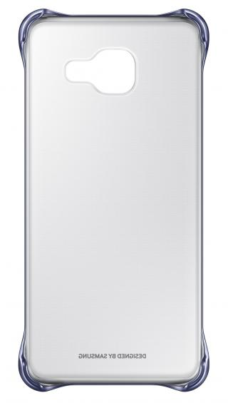 Kryt Samsung Clear Cover, Galaxy A3, A310, černý