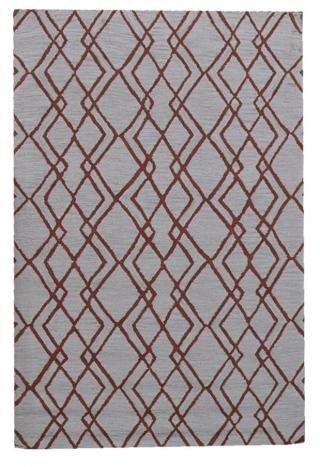 KUDOS Textiles Pvt. Ltd. Ručně všívaný vlněný koberec DO-58 - 160x230 cm Béžová