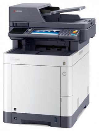 Kyocera ECOSYS M6230cidn A4 MFP copy scan fax/ bar/ 30ppm/ 1200x1200 dpi/ 1GB/ HyPas/ Duplex/ DADF/ USB/ LAN, 1102TY3NL1