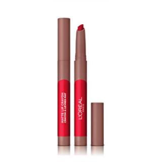 L´Oréal Paris Rtěnka v tužce Infaillible Matte Lip Crayon 2,5 g 106 Mon Cinnamon