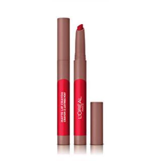 L´Oréal Paris Rtěnka v tužce Infaillible Matte Lip Crayon 2,5 g 108 Hot Apricot