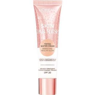L'ORÉAL PARIS Wake Up & Glow Skin Paradise Tinted Water-Cream SPF20 Light 03 30 ml