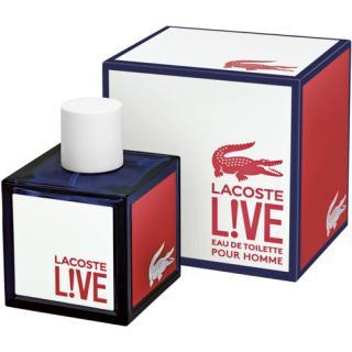 Lacoste LIVE - EDT - SLEVA - poškozená krabička 100 ml