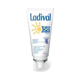 LADIVAL ALERG obličej OF50  gel 50ml