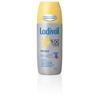 Ladival Čirý chladivý gel na ochranu proti slunci SPORT OF 30 150 ml