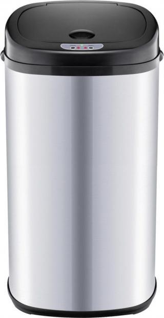 Lamart Bezdotykový automatický odpadkový koš 42 l nerez - rozbaleno