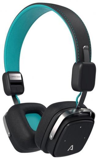 LAMAX Beat Elite E-1 bezdrátová sluchátka, černá/modrá - rozbaleno