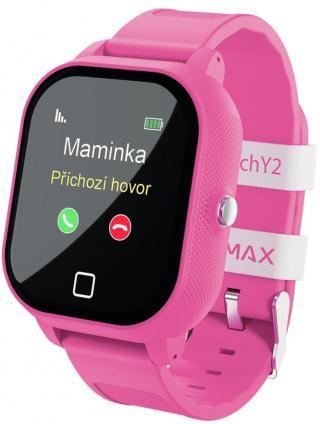 LAMAX WatchY2 Pink - zánovní