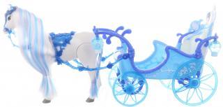 Lamps Kůň modrý s kočárem - rozbaleno