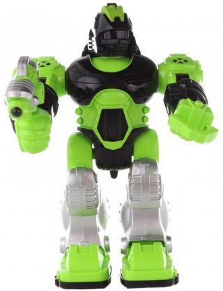 Lamps Robot baterie-zelený - zánovní