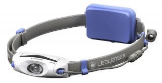 LEDLENSER NEO 6R modrá - zánovní