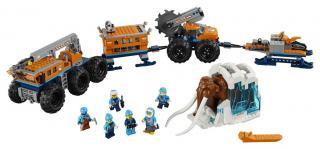 Lego City Mobilní polární stanice