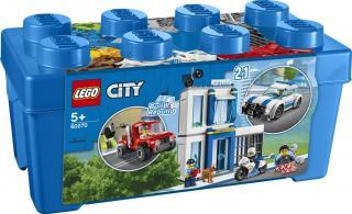 Lego City Policejní box s kostkami