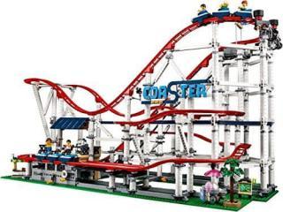 LEGO Creator 10261 Horská dráha - rozbaleno