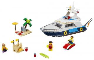 Lego Creators Dobrodružná plavba