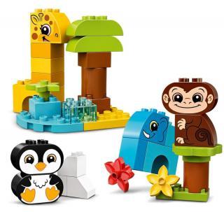 LEGO DUPLO® 10934 Zvířátka - kreativní sada - rozbaleno