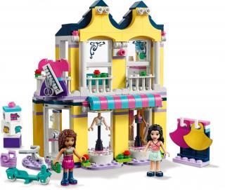 LEGO Friends 41427 Emma a její obchod s oblečením