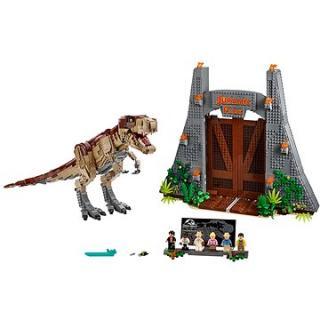 LEGO Jurassic World 75936 Jurský park: Řádění T. rexe