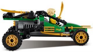 LEGO Ninjago 71700 Bugina do džungle - rozbaleno