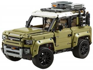 LEGO Technic 42110 Land Rover Defender - rozbaleno
