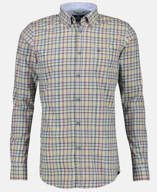 Lerros pánská košile 2091133 XXL zelená