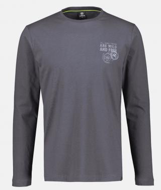 Lerros pánské tričko 2094063 L šedá