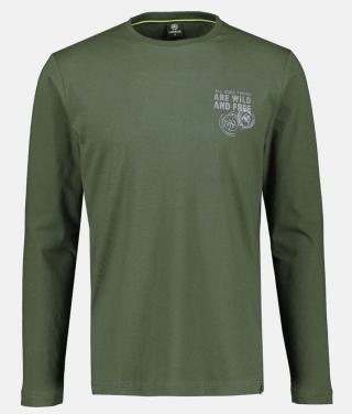 Lerros pánské tričko 2094063 XXXL zelená