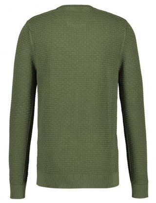 Lerros pánský svetr 2095030 XL zelená